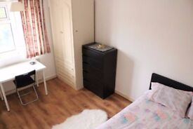 DOUBLE Room in Bow Road, REAL PICS!