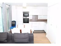 - Very large studio with separate sleeping area - 12th floor -Balcony -Gym -Next to DLR- Bow -E3 -JS
