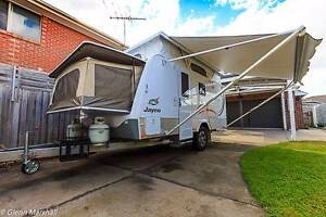 2012 Jayco Expanda Outback 14.44.5 Pop Top Sunbury Hume Area Preview