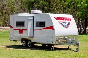 2016 Winnebago Burke 580A Caravan Northgate Brisbane North East Preview
