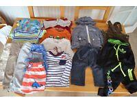 Boy clothes 9-12 mths