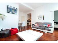 Two Bed/Two Bath Warehouse Style Flat Moments to Angel Station, Upper Street and Kings Cross