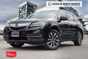 2014 Acura MDX Navigation at 7yrs/130,000KM Certified Warrant In