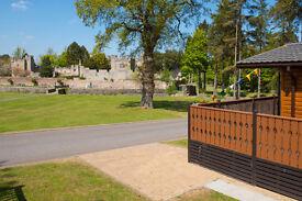 Caravan & Lodge Sales Open Weekend, Witton Castle Country Park DL14 0DE, Nr Hartlepool