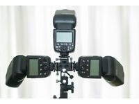 Godox HSS Speedlight KIT for Canon with X1c transmitter and extras