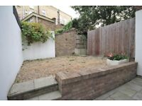 SPACIOUS 1 DOUBLE BEDROOM GARDEN FLAT IDEALLY PLACED FOR BELSIZE PARK, CHALK FARM & KENTISH TOWN