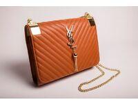 YSL women's designer hand bag