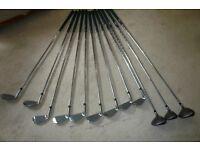 wilson 1200 wide tip oversize golf clubs