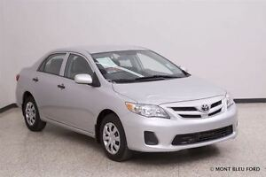 2011 Toyota Corolla CE  *NO ADMIN FEE, FINANCING AVALAIBLE WITH