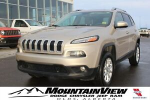 2014 Jeep Cherokee North 4X4! READY TO TOW!