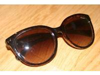 Authentic Ralph by Ralph Lauren RA5204 1442T5 Polarized Tortoise Frame Sunglasses