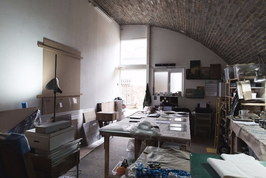 Architecture Studio Space hackney downs studios | arch c | creative studio space workshop