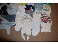 3-6 months boys clothes bundle (41 items)