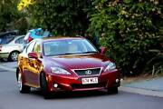 2011 Lexus IS250, Great condition very low kms Carseldine Brisbane North East Preview