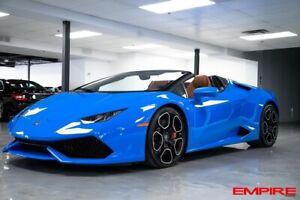 Lamborghini Huracan LP610-4 SPYDER LE MANS 2016