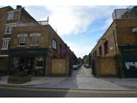 Large deskspaces for creatives in Victorian mews studio. (1, 2 or 3 people) 5 min Kennington tube
