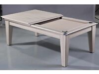 Supreme classic pool dining table