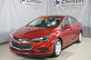 2018 CHEVROLET CRUZE LT SUNROOF DEM A DISTANCE