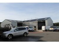 2 Commercial units at Doune 1600 sq ft and 1800 sq ft