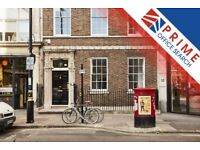 Modern | Creative | Flexible - Private Serviced Office Space to Rent - Soho (W1F)