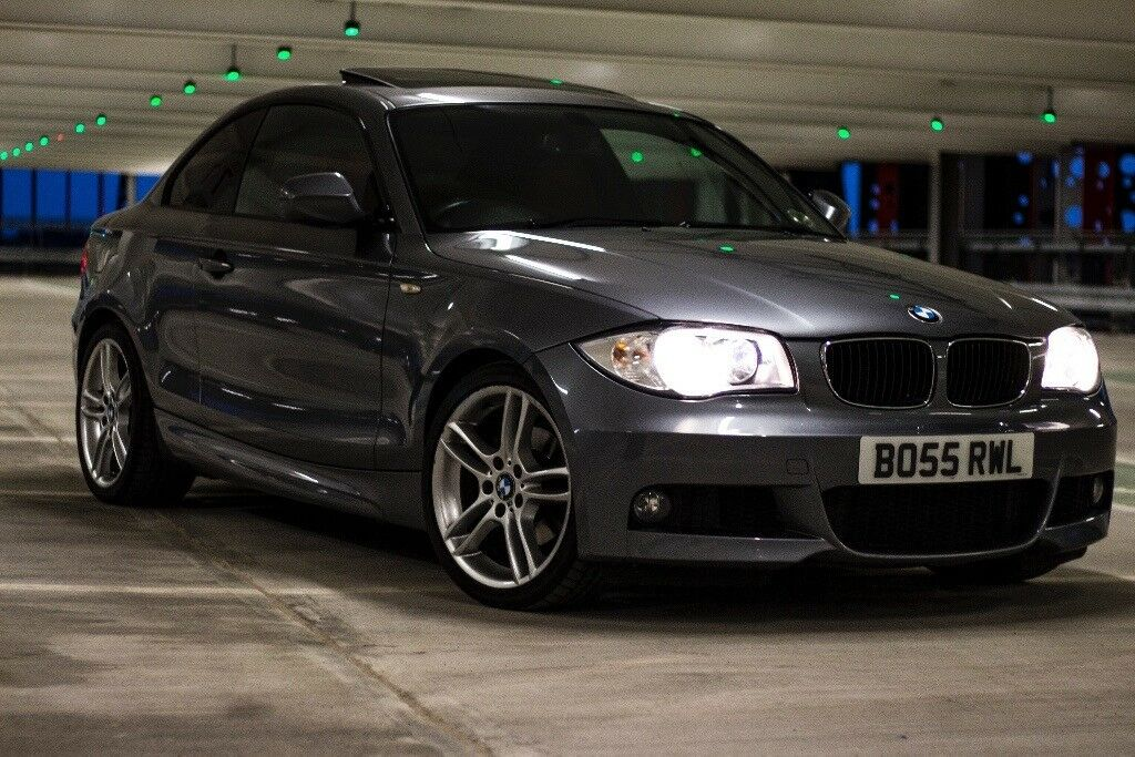 2011 bmw 1 series coupe m sport 120d - fsh - remapped & extras