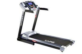 Care Fitness Crosser II Interval Training treadmill - Lifetime Motor Warranty!