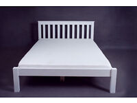 Brand new! solid king size beds 5ft. Free delivery in Exeter