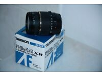Tamron AF 18-200mm Lens F3.5-6.3 For Canon