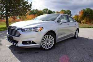 2015 Ford Fusion SE HYBRID FWD Navigation Lane Keeping System