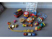 Children's Toys Bundle 1 - Various (Mint Condition)