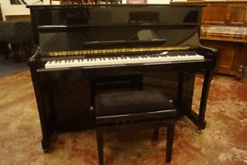 New upright piano, ideal Christmas present! Free UK delivery and matching bench