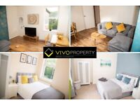 ✪ 3 BEDROOM APARTMENT ✪ Free Parking, WiFi, Excellent Travel Links
