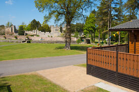 Witton Castle Country Park DL14 0DE, Caravan & Lodge Open Weekend, Nr Hartlepool & Sunderland