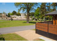 Witton Castle Country Park DL14 0DE, Caravan & Lodge Open Weekend, Nr Hartlepool & Sunderland