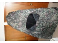 POP UP CAMOFLAGE HIDE TENT - SHOOTING/HUNTING/PHOTOGRAPHY.