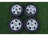 VW Golf MK4 GT TDI 1998-2004 Alloy Wheels - 15 inch (x4)