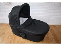 Mamas and Papas Sola / Zoom / Urbo carrycot - black ***can post***
