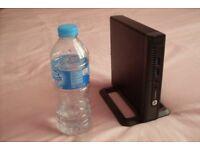 HP Mini 705 G2 USFF AMD A8-7600 3.1GHz Quad Core 8GB RAM 128GB SSD R7 GPU Win 10 HDMI Wi-Fi NUC