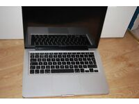 "Apple Macbook Pro 13"" 2.5GHz dual Core i5 8GB/500G"