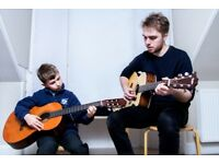 Guitar Lessons with an Experienced Tutor - Discounts for block bookings and students!