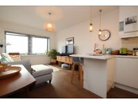 A Recently Refurbished One Bedroom Flat Boasting Far Reaching Views Aross Central London