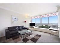 !!!20TH FLOOR INCREDIBLE VIEWS OF LONDON, PORTER AND LIFT PERFECT 3 BEDROOM FLAT, BOOK NOW!!!