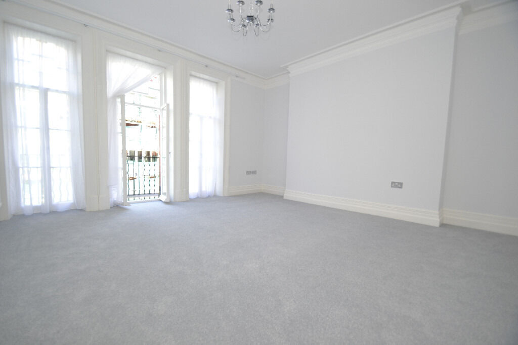 A stunning, recently refurbished, four bedroom apartment in a well maintained and portered building.