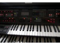 sx-e70 technic electric organ working order