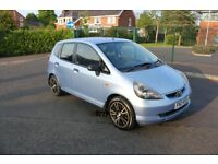 2004 Honda Jazz 1.4S. 83k, Cheap for quick sale £1000
