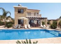 CYPRUS LUXURY HOUSE/APARTMENT HOLIDAY RENTALS