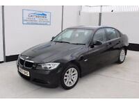 BMW 3 Series 2.0 320i SE 4dr - MOT MAY 18 - FULL SERVICE - VERY LOW MILEAGE