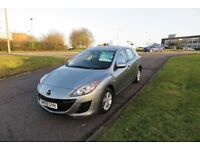 MAZDA 3 1.6 TS Diesel,2009,Alloys,Air Con,Central Locking,£30 Road Tax,63mpg,Very Clean Condition