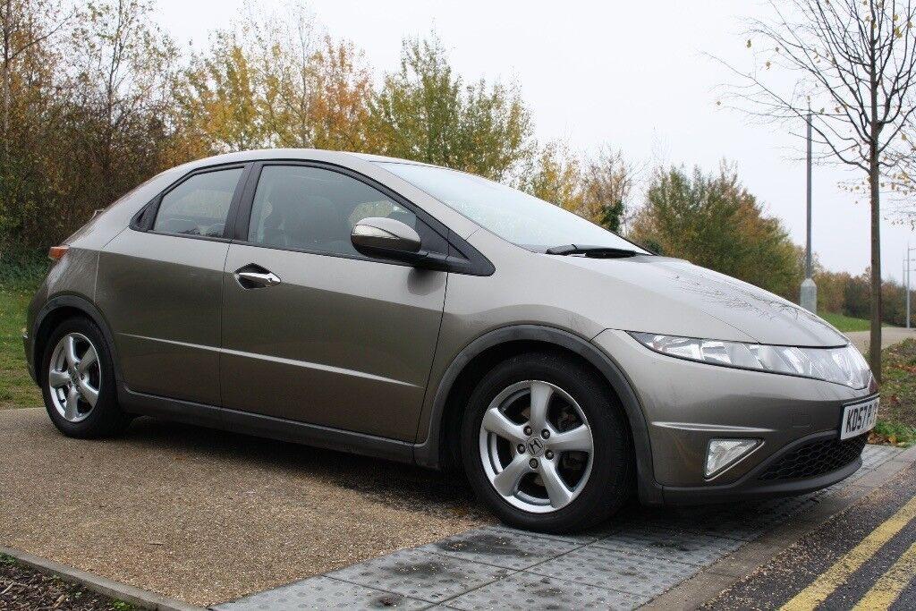 2007 Honda Civic 1.8 i-VTEC ES HUGE SPEC i-Shift AUTOMATIC 5dr full service history, PX WELCOME