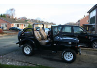 1987 JAGO Willys replica Jeep for sale